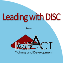 Impact By Coaching - Leading with DiSC